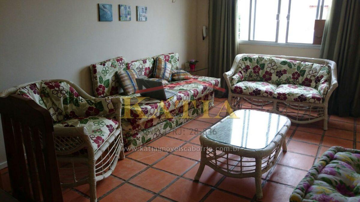 Apartamento para Aluguel temporada no Bairro: Passagem em Cabo Frio, RJ