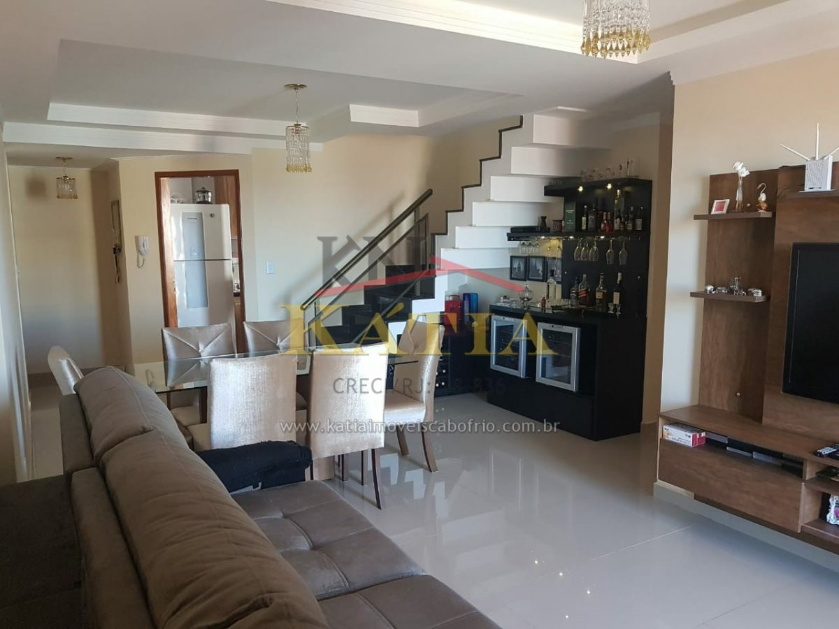Cobertura a venda em Cabo Frio, RJ