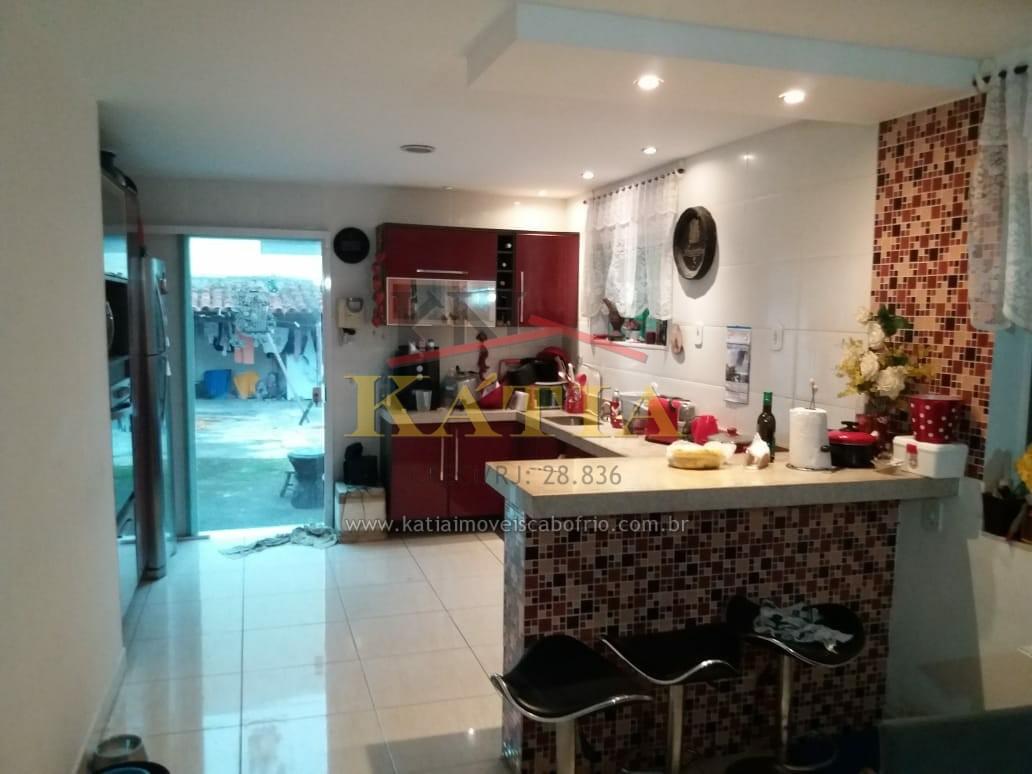 Casa a venda em Cabo Frio, RJ