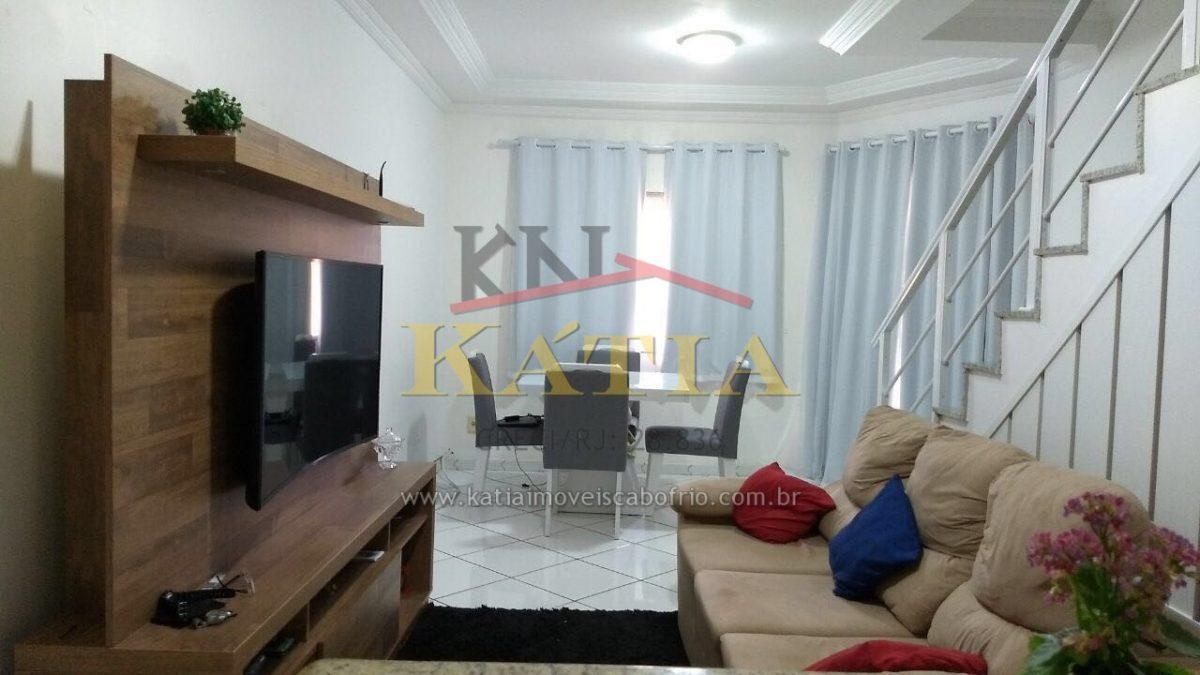 Vendo casa independente em Cabo Frio, RJ