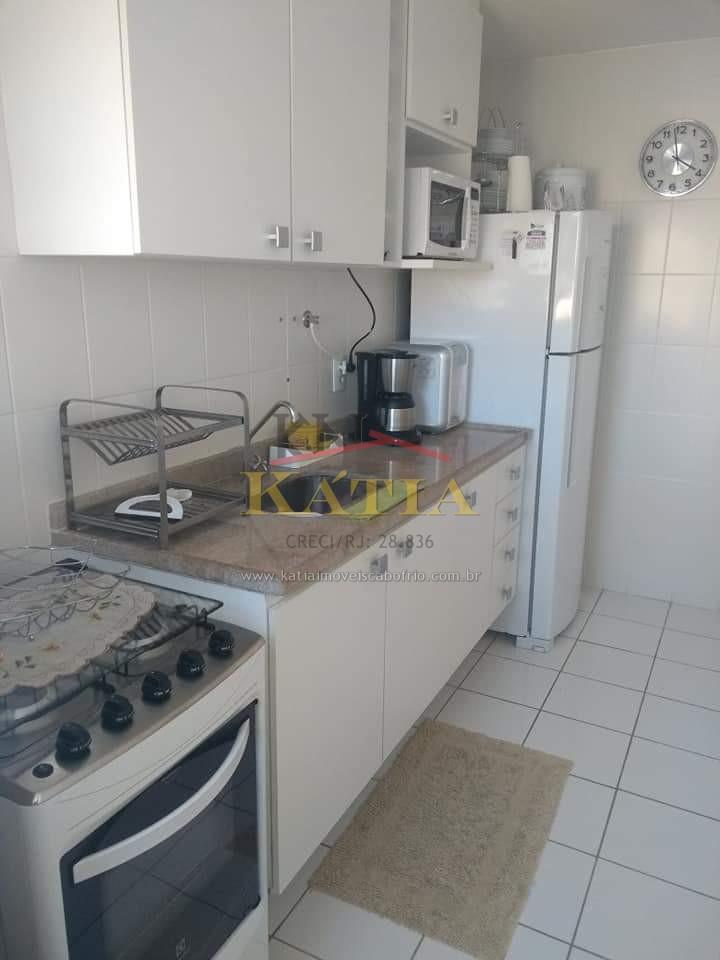 Apartamento Cobertura a venda em Cabo Frio, RJ