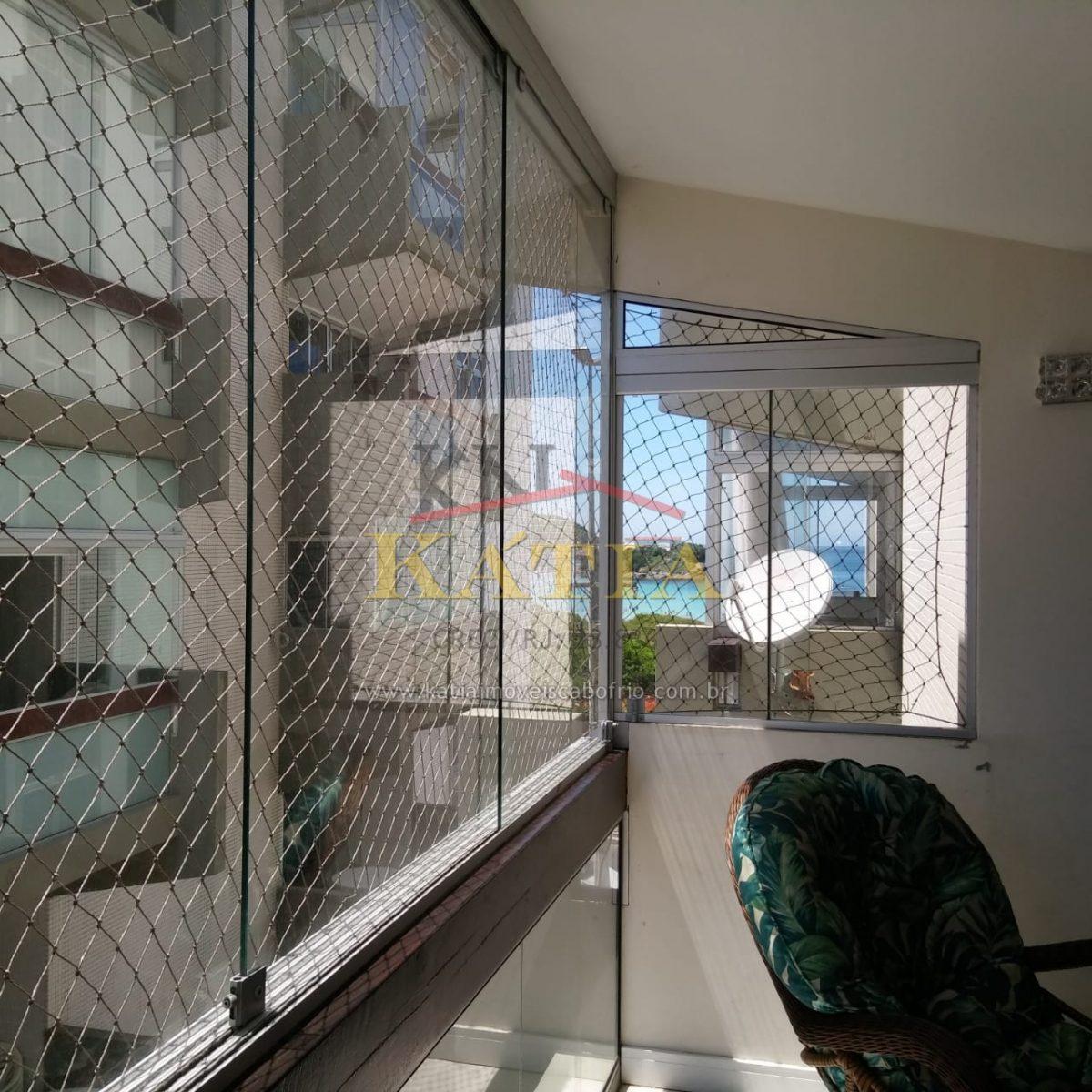 Alugo Apartamento para Temporada em Frente a Praia do Forte em Cabo Frio