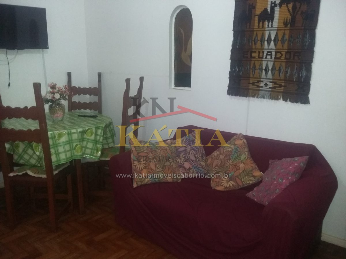 Alugo Fixo Apartamento no Centro de Cabo Frio