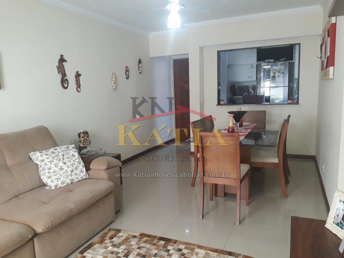 Alugo Fixo apartamento no Bairro Braga em Cabo Frio- RJ.