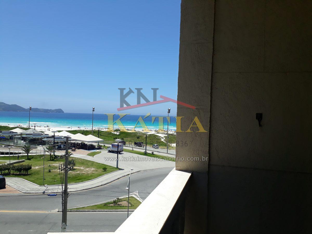 Vendo Apartamento em Frente a Praia do Forte