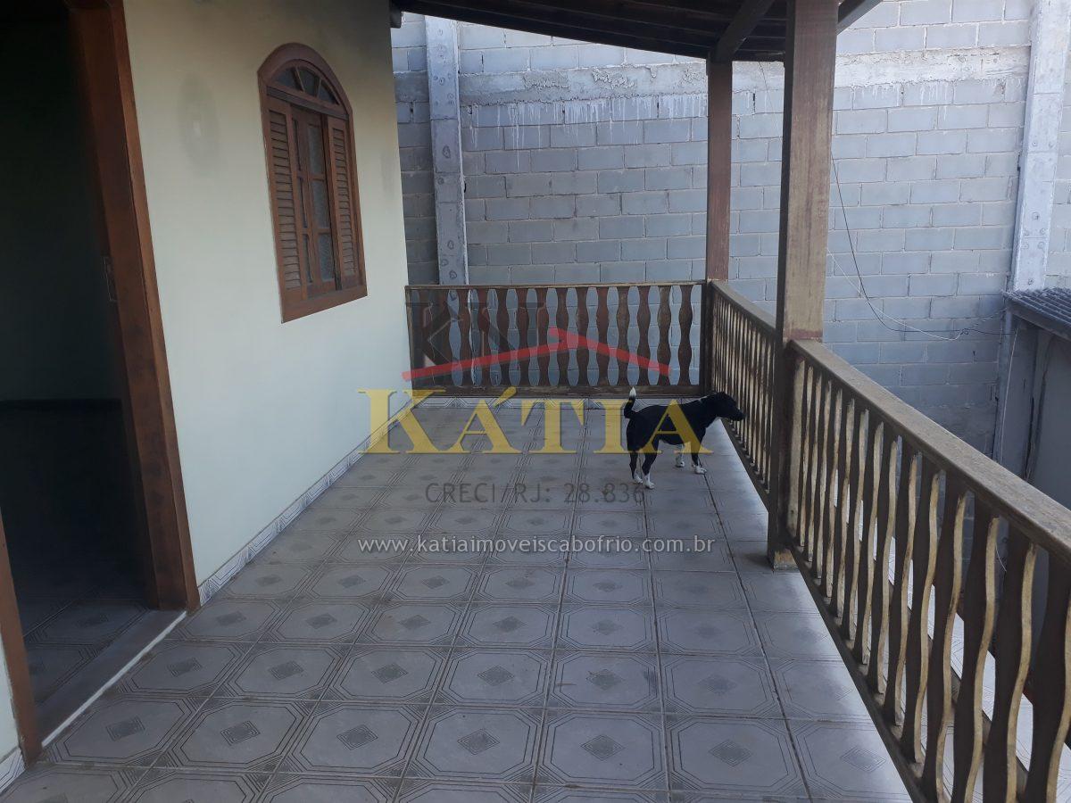 Vendo Área contendo 02 Casas no Bairro: Jardim OLinda