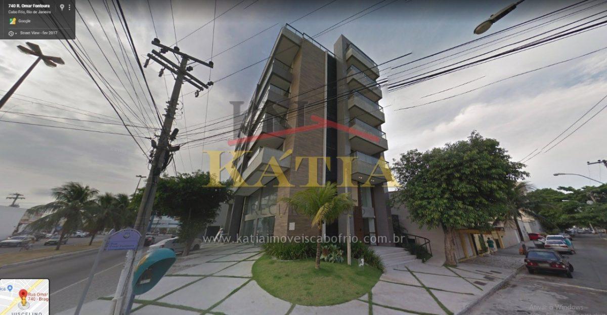 Vendo Apartamento Cobertura no Bairro Braga em Cabo Frio