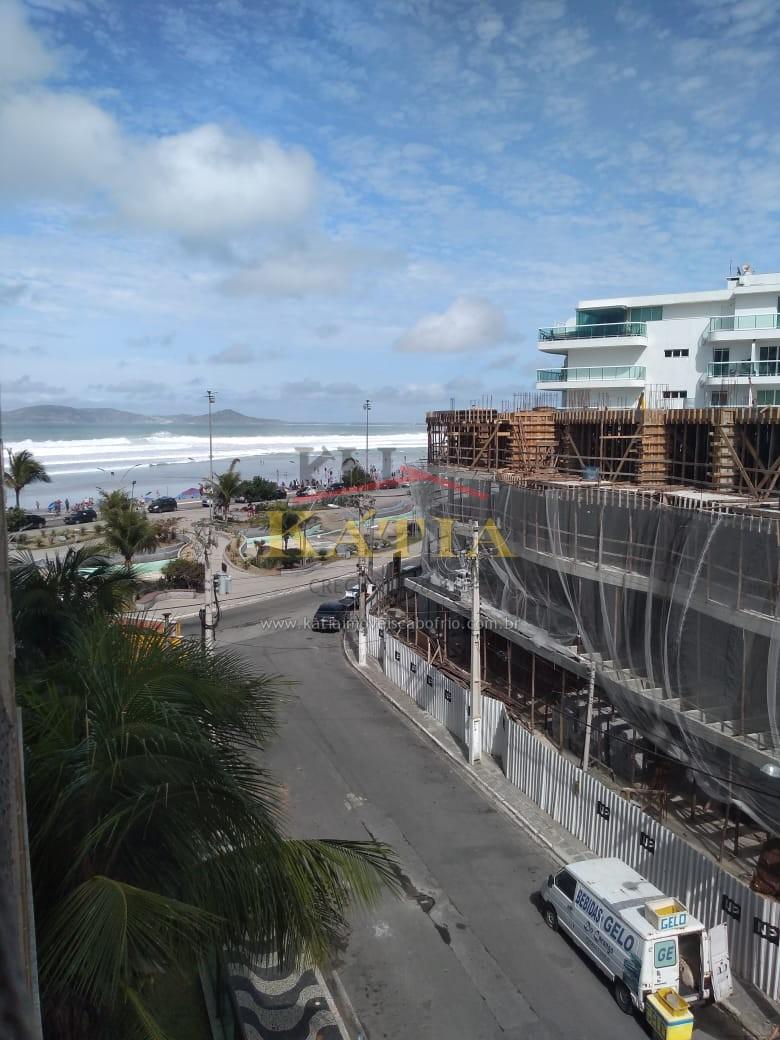 Alugo Temporada Apartamento na Praia do Forte em Cabo Frio – RJ.