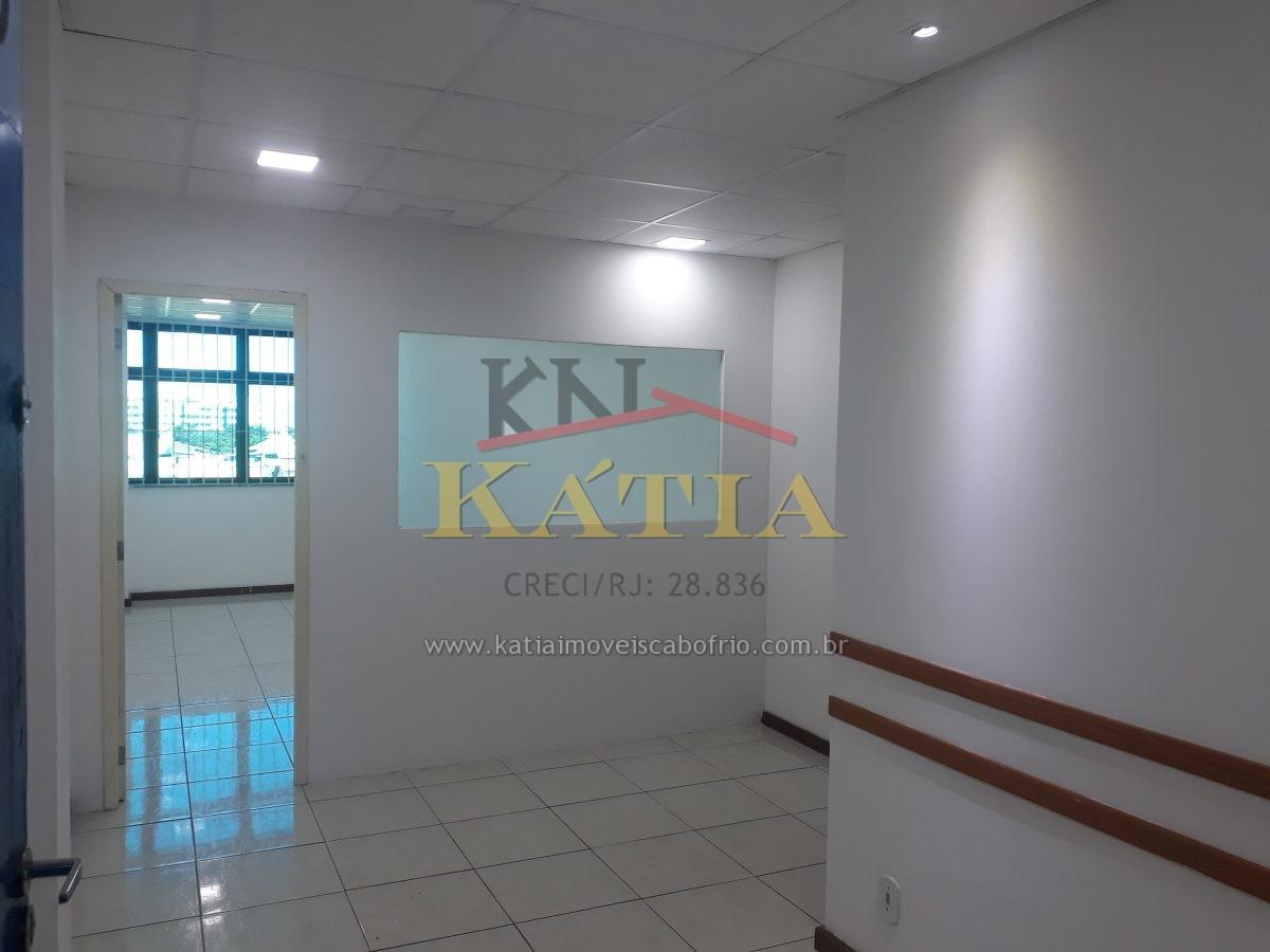 Vendo Sala no Edifício Premier Center em Cabo Frio/RJ.