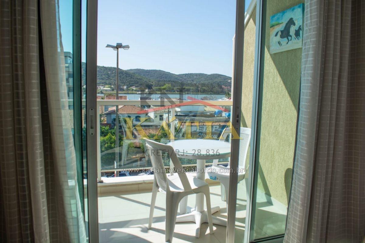 Alugo Fixo Apartamento de Luxo no Centro de Cabo Frio – RJ.